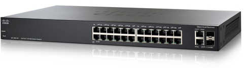 Cisco SF 200-24