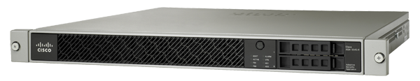 Cisco ASA 5555-X with FirePOWER Services