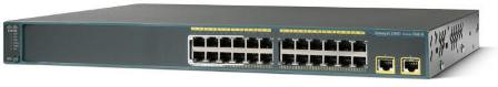 Cisco Catalyst 2960-24LT-L Switch